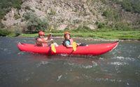 Rafting Canoe River