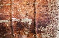 Rusty Drum Background