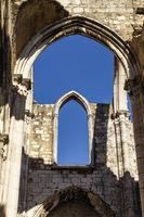 Convento do Carmo, Lissabon, Portugal