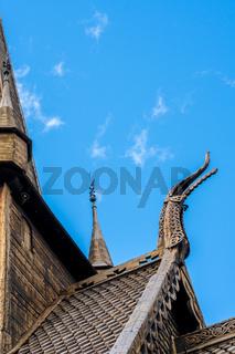 Stabkirche in Lom-21