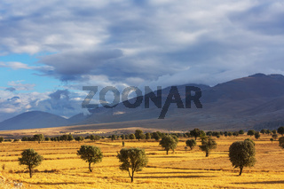 Turkey landscapes