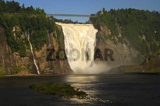Montmorency Wasserfall, Kanada