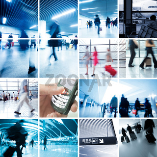 Business Travel Photo Collection