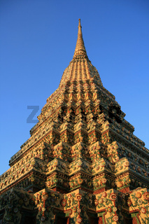 Photo Of A Famous Temple In Thailand