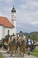 Leonhardikapelle in Dietramszell