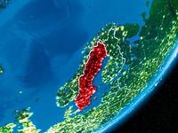 Night over Sweden