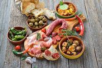 Iberische Spezialitäten