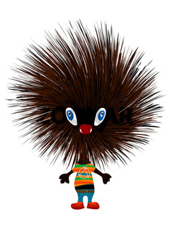 Hedgehog punk