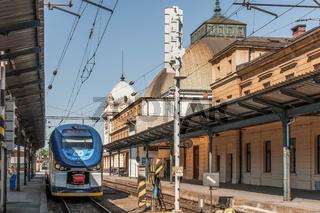 Moderner Nahverkehr in Tschechien