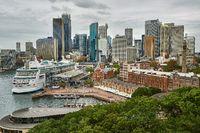 Sydney Center Area