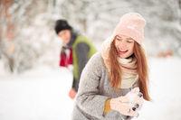 Love me in winter