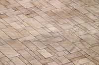 Stone Pavement Pattern