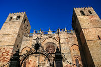 Siguenza Cathedral in Spain