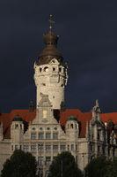 Neues Rathaus zu Leipzig