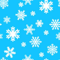 Seamless pattern with with snowflakes. Background for gift wrapping. Decoration fabric. Wallpaper design