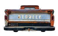 Retro Redneck Truck