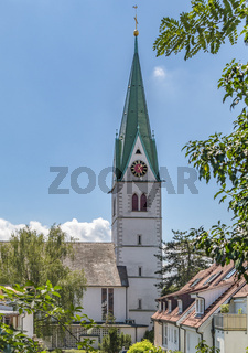 Kirche St. Martin, Wollmatingen, Konstanz, Bodensee