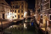 Canal by Santa Maria Formosa