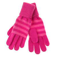knitted woolen baby gloves