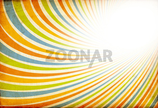 Abstract vintage colorful background. Useful as background for design works.