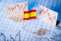 Entwicklung der Wirtschaft in Spanien