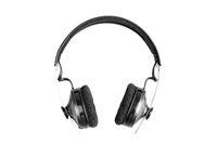 wireless headphones isolated