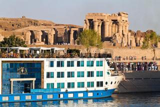 Ägypten, Kom Ombo, Tempel