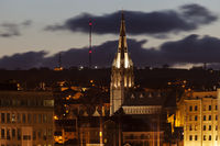 Saint Eugene's Cathedral in Derry