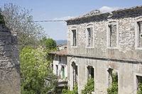 Hausruine in Krsan