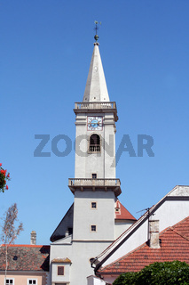 Kirche, Rust