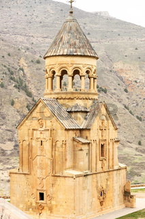 Ancient monastery Noravank in Armenia