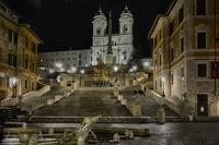 Nachtspaziergang in Rom II