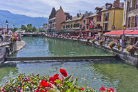 Annecy, France Alps, Europe
