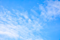 Sky with clouds - abstract background