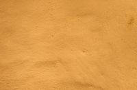 Background of orange sand
