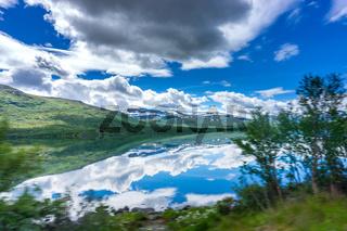Landschaft in Jotunheimen-22