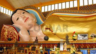 Thai Buddhist Tempel, Penang, Malaysia