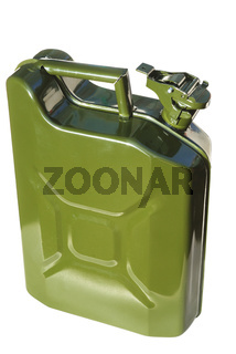 fuel green canister