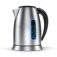 3D rendering electric kettle