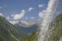Wasserfall im Zillertal