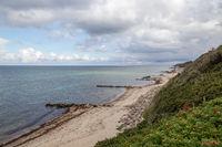 Tisvilde coast line
