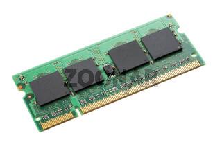 SO-DIMM memory