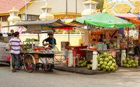 Street kitchen, Penang, Malaysia