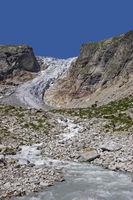 Glacier de Pré de Bar