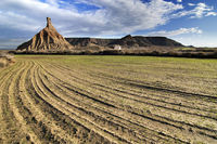 Castildetierra, Bardenas Reales