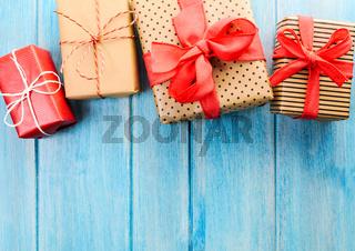 Christmas or New Year handmade presents
