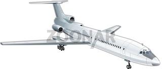 Passagierflugzeug
