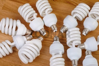 Compact Flurescent Bulbs