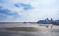 Eis auf dem Neusiedlersee
