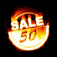 fire sale 50%